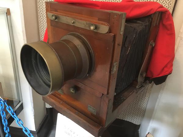 それがこのカメラ