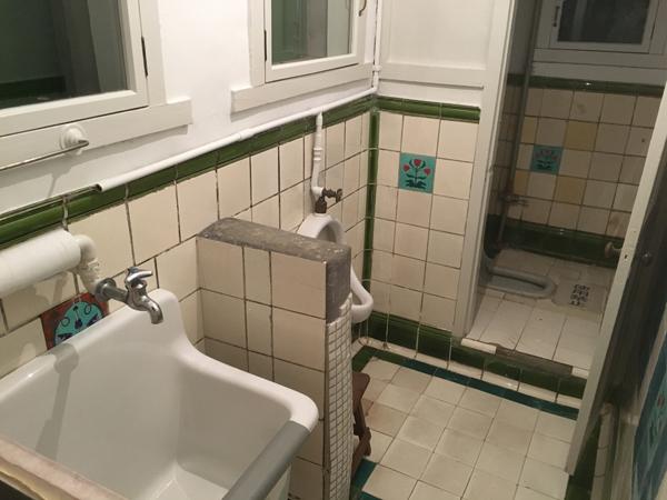 トイレも可愛い!